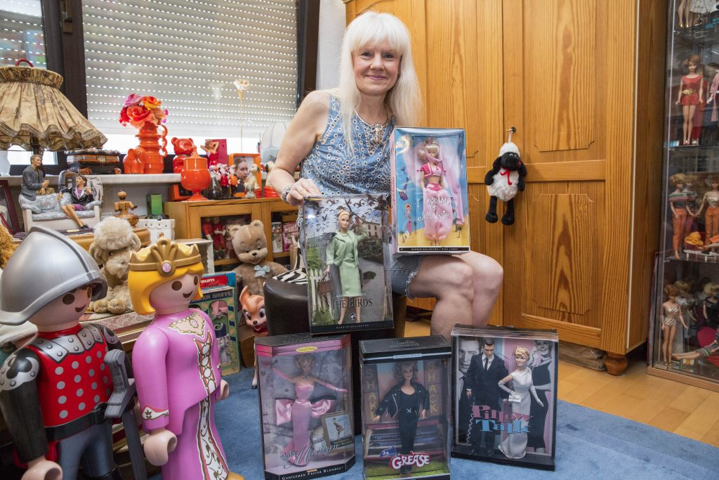 Barbie Superfan Who Became Obsessed With The Toy As A