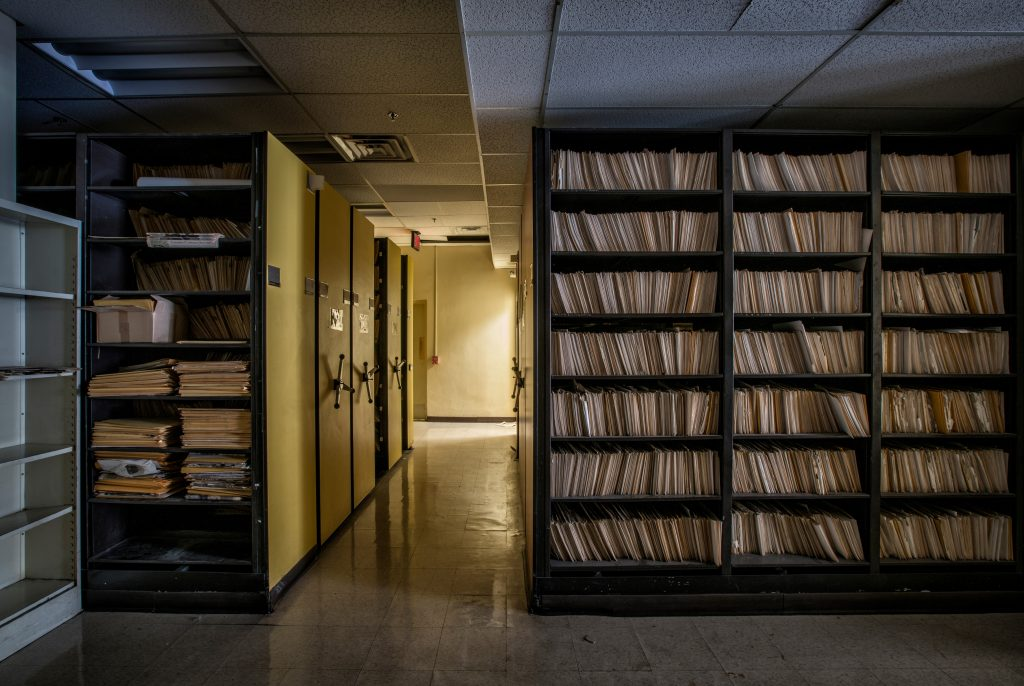 stop the presses photographer documents newspaper s eerie abandoned