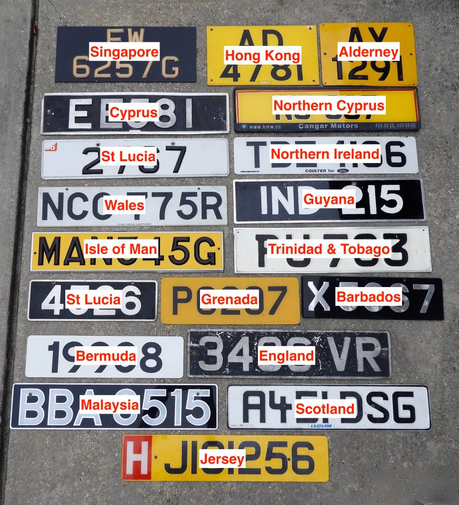 How to find out who owns a car by the license plate number