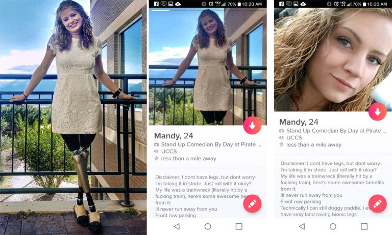 how to make the best tinder profile