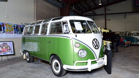 Rare love wagon camper van form tv hit that 70S show could break world record for expensive Volkswagen ever sold Image