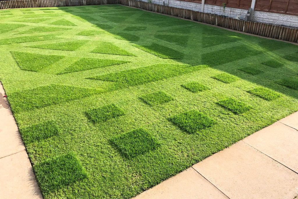 Garden Wizard Spends 273 Hours Mowing, Smith Lawn And Garden