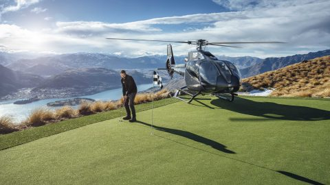 Putts-up – Gallery reveals world's most Insane Golf courses showcased ahead of the Ryder Cup Image