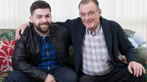 Former Soldier Who 'Died For 20 Minutes' Is Reunited With Man Who Saved Him After He Popped To Shops For Mushrooms Image