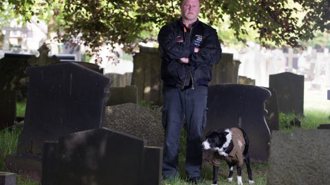 Scooby Boo! Ghost-busting Dog Has Power To Sniff Out Paw-tergeists Image