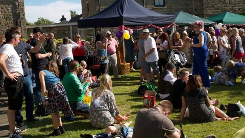 Cancer Patient Given A Terminal Diagnosis Throws Amazing Birthday Party For Whole Village Image
