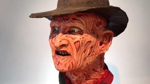 NIGHTMARE ON ELM SWEET: TALENTED BAKERS CREATE HORRIFYINGLY DELICIOUS FREDDY KRUEGER BIRTHDAY CAKE THAT WILL GIVE YOU NIGHTMARES Image