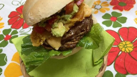 FANCY A BUG MAC? FARM LAUNCHES WORM BURGERS TO SAVE THE PLANET (AND CREATOR CLAIMS THEY'RE TASTIER THAN BEEF) Image
