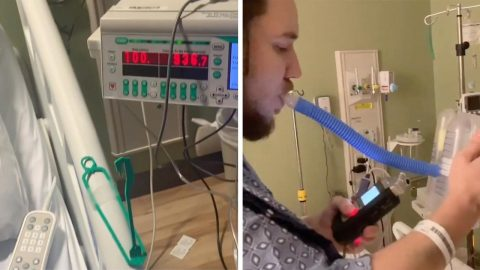 MUSIC PRODUCER CREATES SWEET MUSIC FROM CAR NOISES, NEWBORN BABY HICCUPS AND EVEN AN EMERGENCY HOSPITAL VISIT Image