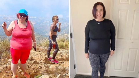 WOMAN PRAISES INVISIBLE GASTRIC SLEEVE FOR SEVEN STONE WEIGHT LOSS Image