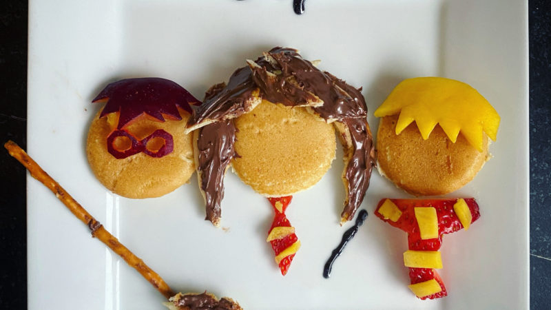 FLIPPING FANTASTIC! CREATIVE MUM MAKES FUN THEMED BREAKFASTS FOR KIDS Image