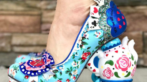 SHOE-ADDICT SPENDS £30K ON COLLECTION OF 500 OF WORLDS QUIRKIEST SHOES Image