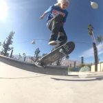 'I made a concious decision to live my childhood for the rest of my life': Inspirational 60-year-old skateboarder refuses to succumb to stereotypes of age, after the death of his mother changed his perspective on life