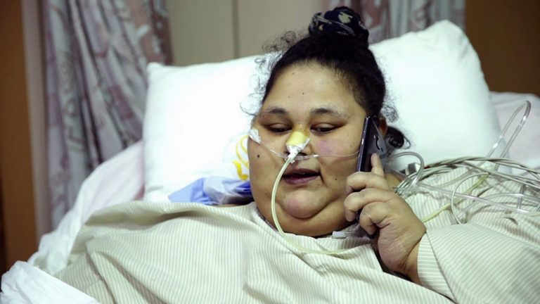world's heaviest woman