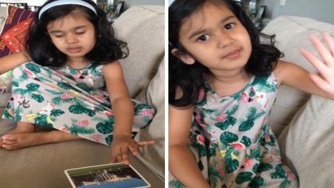 Intelligent 4-year-old memorises 36 of the worlds most famous landmarks in just over an hour Image