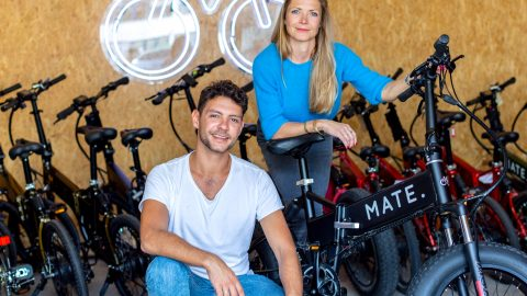 Danish Siblings Break Crowdfunding Records With Foldable Electric Bike After They Raise A Huge £7.6 Million In Just 63 Days Image