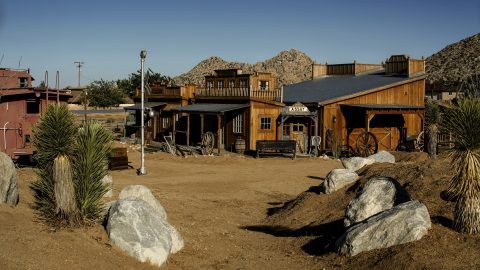 Western ranch for sale comes with very own Wild West movie set Image