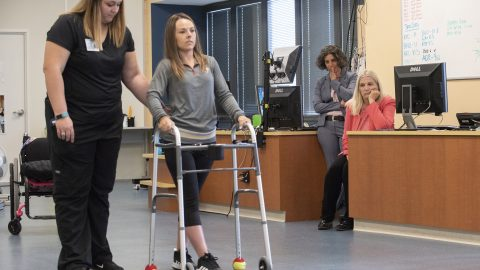 Paralysed patients able to walk again thanks to unprecedented medical breakthrough Image