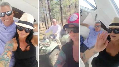 Real Estate Agent Dating Her Best Friends Dad Who Is Double Her Age People Compare Them to Catherine Zeta And Hubby Michael Image