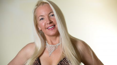 Glam mum kick starts beauty pageant success at 50 - and puts youthful looks down to being single for 14 years Image