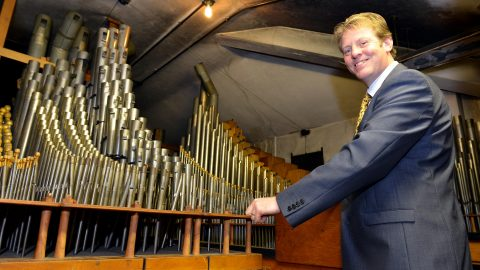 Pipe tipping! Council accused of cultural vandalism after dumping priceless organ at landfill when expert set to restore it died Image