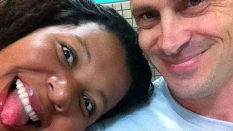 Brazillian woman who fears Aussie lover is dead after he disappeared Image