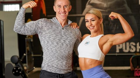 Is This The Uks Fittest Couple? Loved Up Duo Spend £30k To Fund Their Extreme Healthy Lifestyle Image