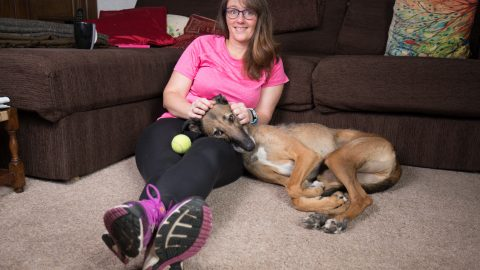 Dog Nobody Wanted Finally Gets A Home - Dog Who Broke Record For Longest Stay In Rspca Kennels Gets Forever Home Image