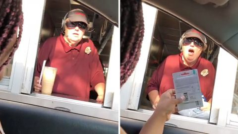 KIND-HEARTED UBER DRIVER SURPRISES FAST FOOD WORKER AFTER HEARING ABOUT HER STRUGGLES DURING RIDE Image