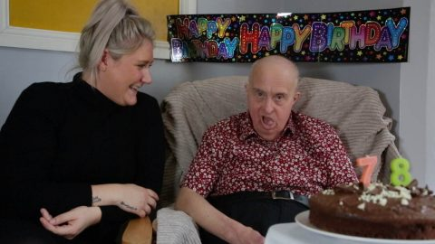 78-YEAR-OLD BECOMES OLDEST LIVING PERSON WITH DOWN SYNDROME Image