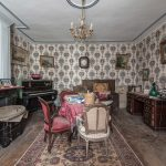 Urban explorer documents 'hidden gem' abandoned time capsule manor perfectly preserved in time