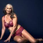 Glam Mum, 59, Who Wouldn't Wear A Bikini 30 Started Lingerie Modelling Career Aged 53 – And Now Jets All Over The World
